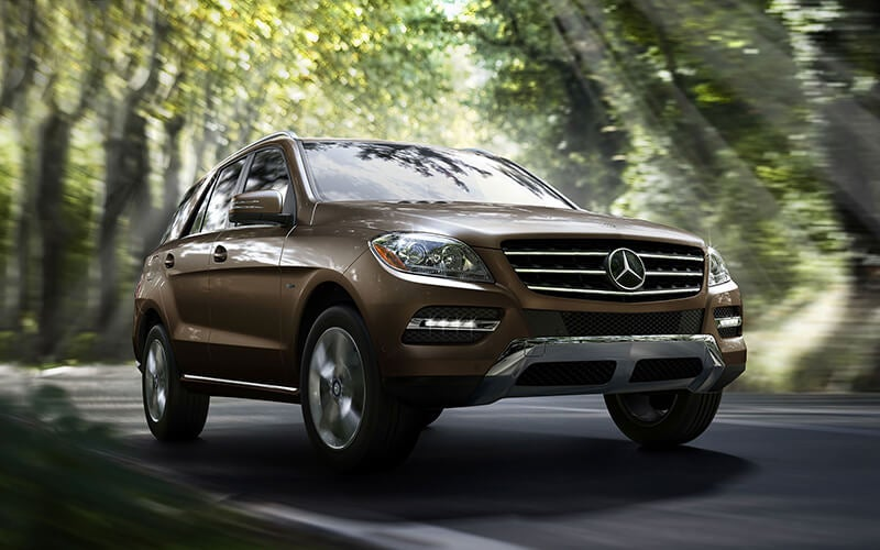 Used mercedes benz m class mercedes benz m class in for Mercedes benz service dallas tx