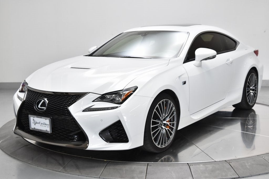 2017 Lexus Rc F Coupe In Dallas Tx Texas Cars Direct